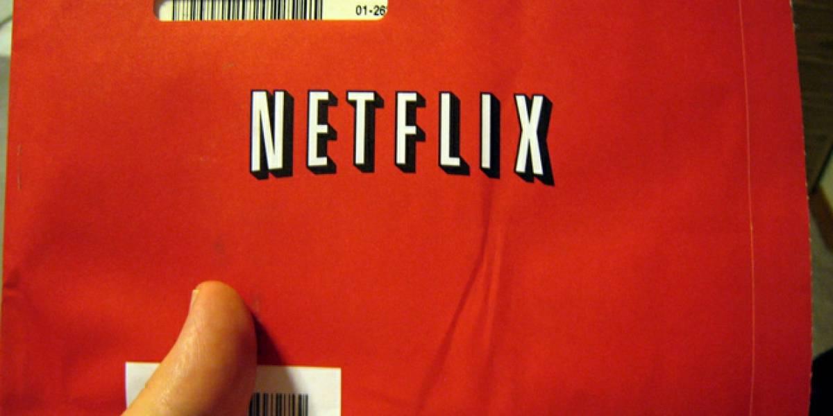 Cada vez se ven menos películas y más series de televisión en Netflix
