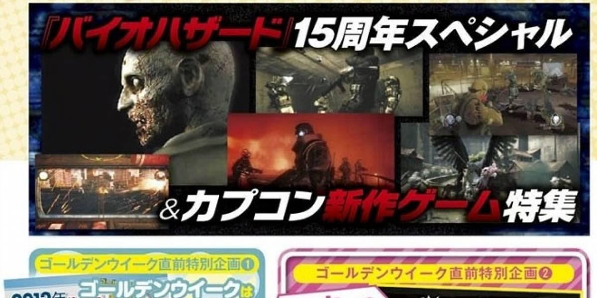 Menos de una semana para que Capcom revele su nuevo juego
