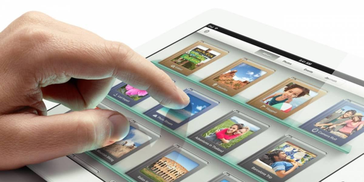 El nuevo iPad a primera vista