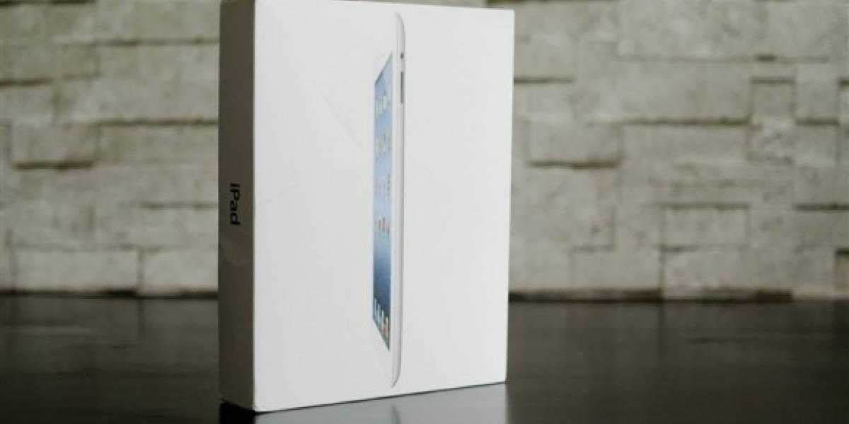 Este es el primer unboxing del nuevo iPad