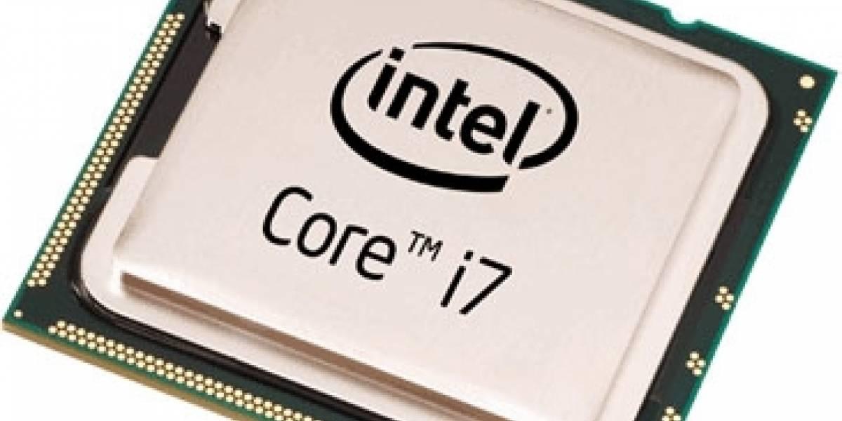 Intel prepara ofensiva con Core i7 975 Extreme