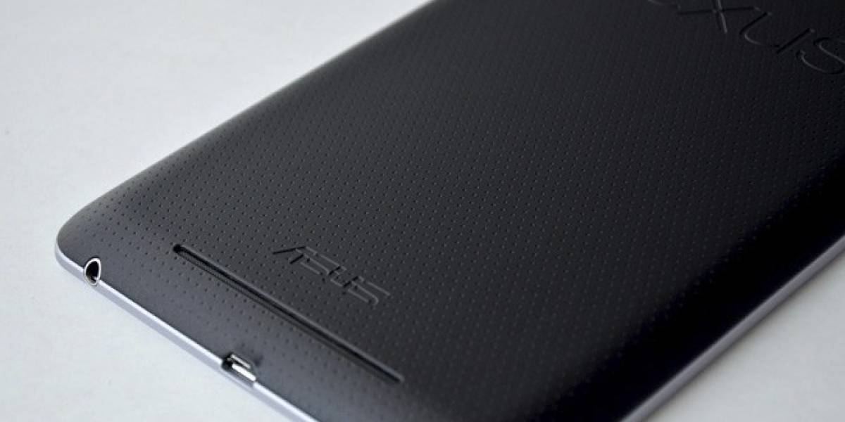 Porque la gente lo pide: Se aumentará la producción de tabletas Nexus 7