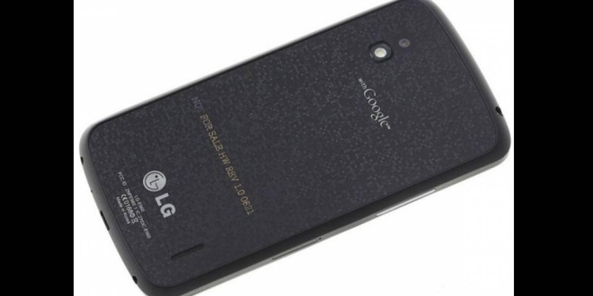 LG confirma: Nexus 4 para el 29 de Octubre