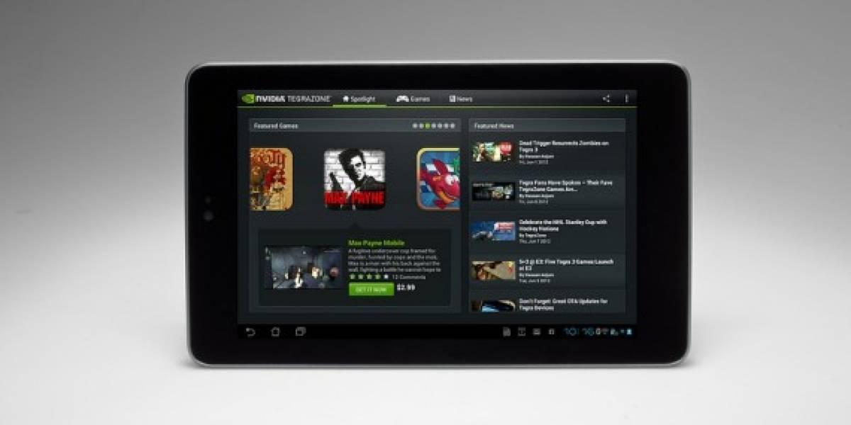 España: Nexus 7 ya está a la venta