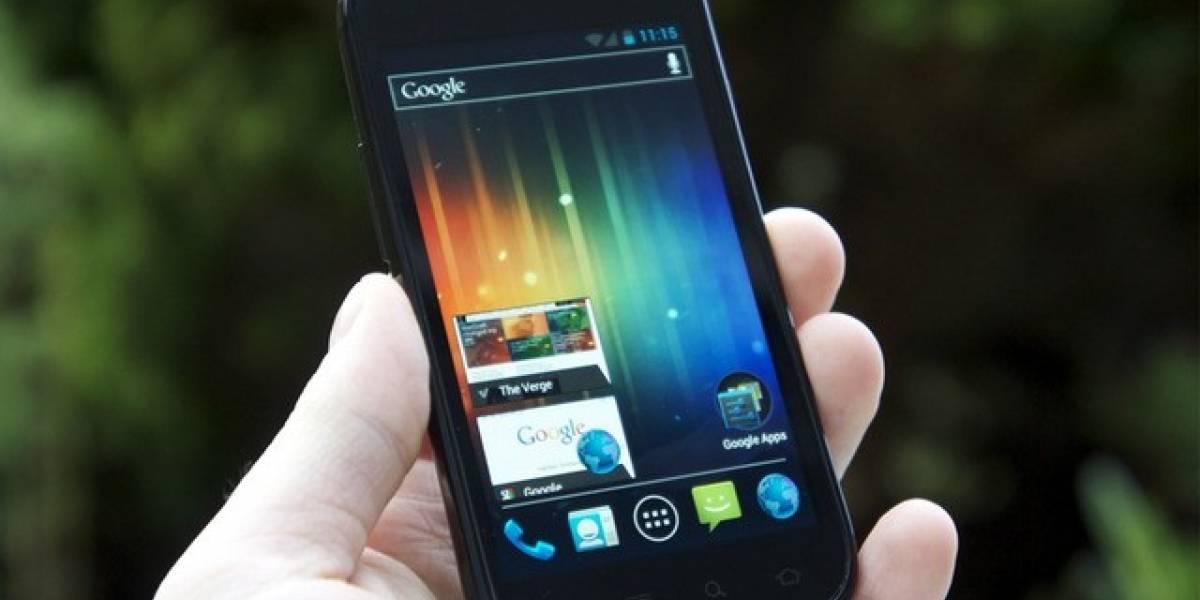 Empleados de Google están recibiendo la actualización a ICS para Nexus S