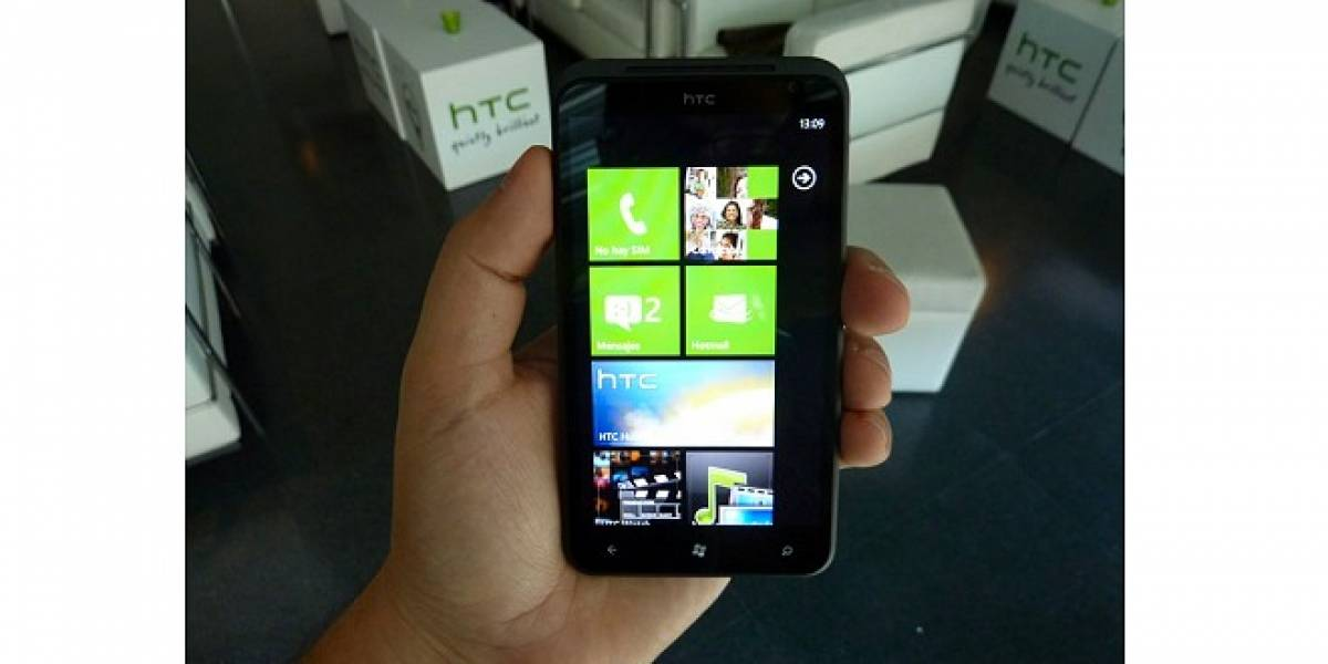 NFC estará disponible para Windows Phone 7 en el 2012
