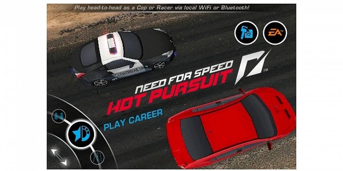 Need for Speed Hot Pursuit gratis para Samsung Galaxy S II