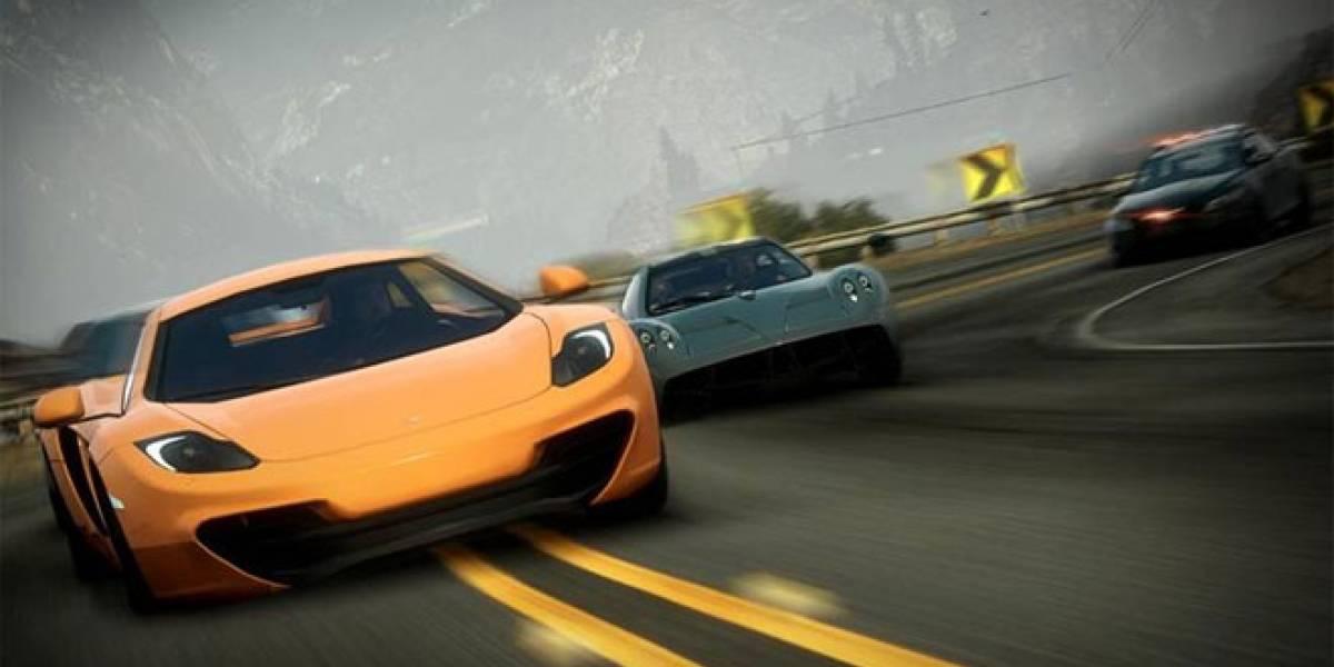 Asi luce la Million Dollar Highway en Need For Speed The Run