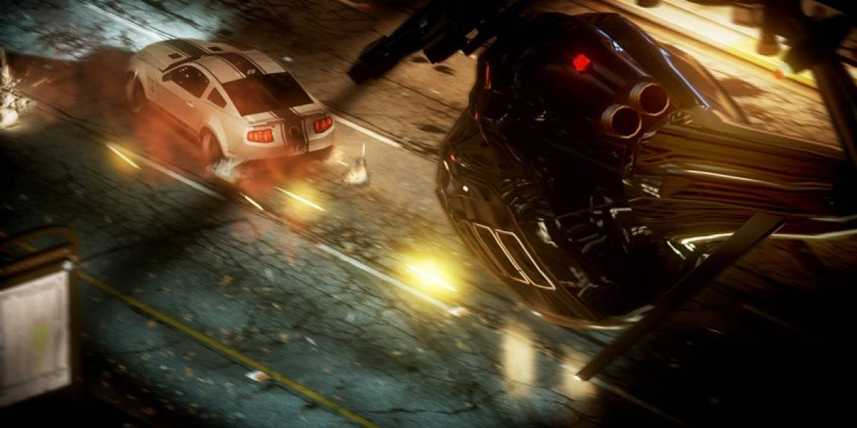 Demo de Need for Speed: The Run, desde el 18 de Octubre en Playstation 3 y Xbox 360