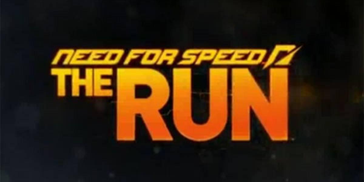 Se filtra el próximo Need for Speed, se llamará The Run y llegará en Noviembre