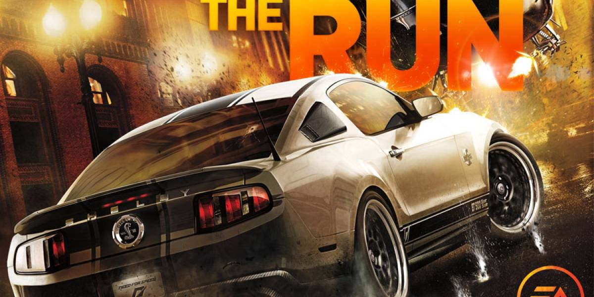 Need for Speed: The Run estrena trailer con música de The Black Keys