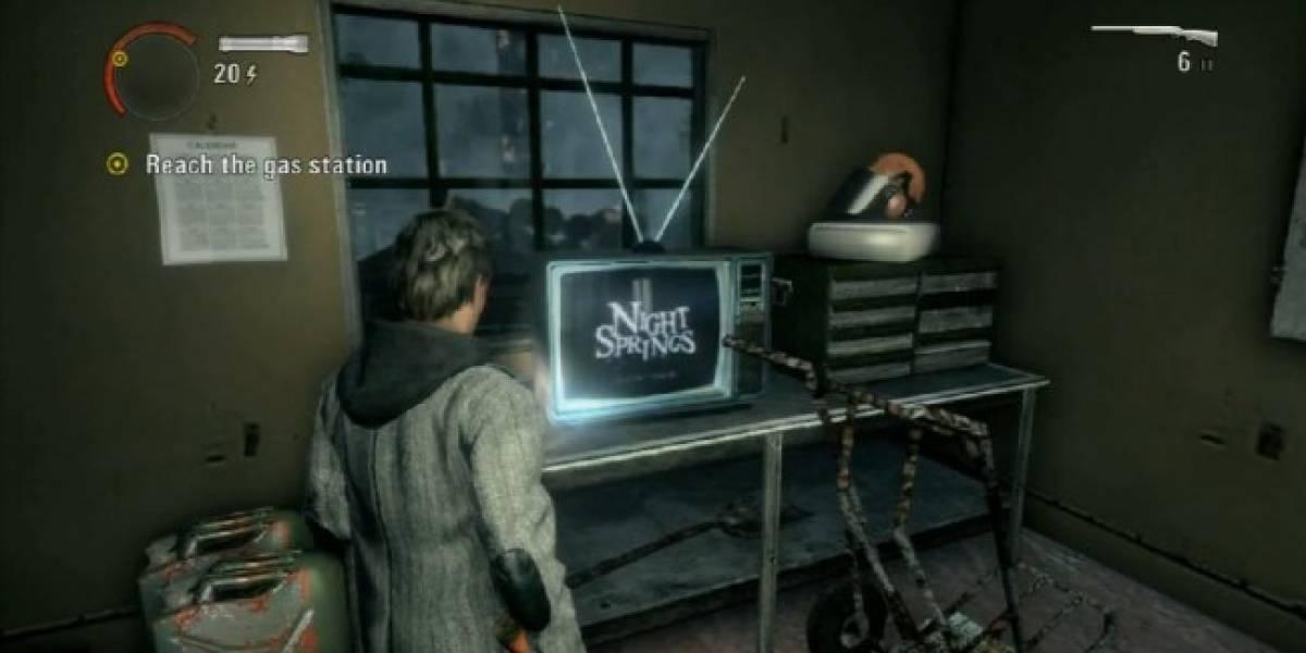 Alan Wake estará de vuelta en los premios VGA [Actualizado]