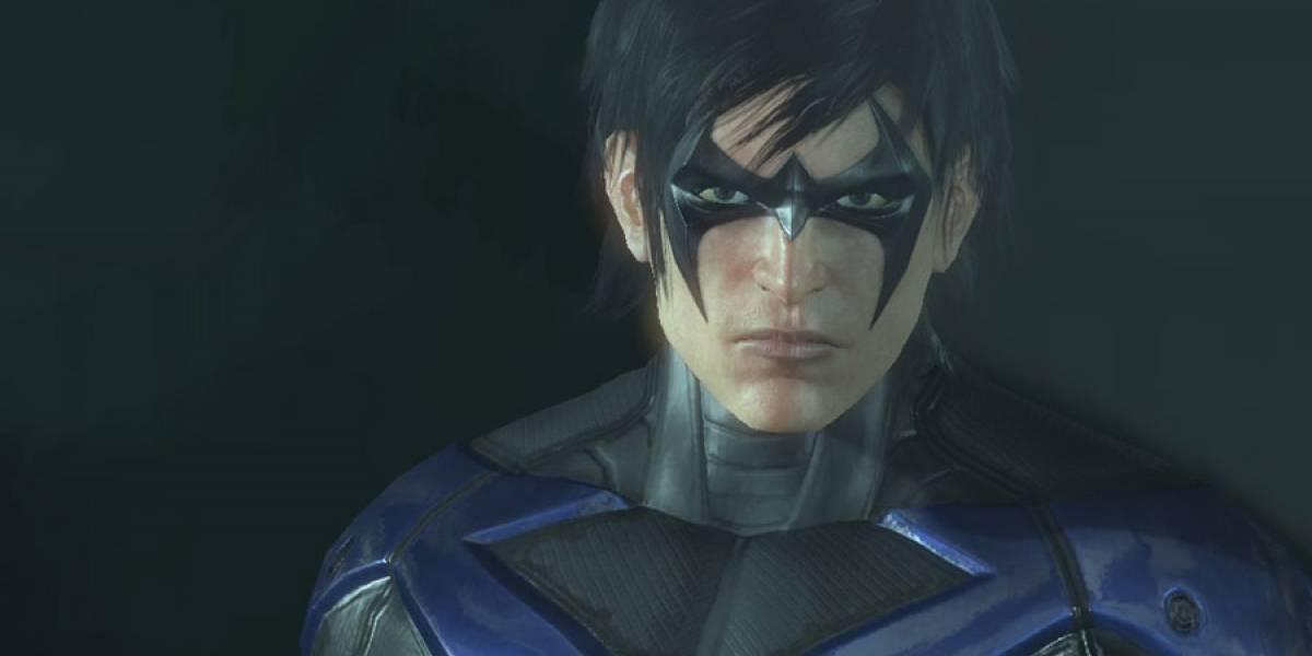 Nightwing en acción en nuevo trailer de Batman: Arkham City