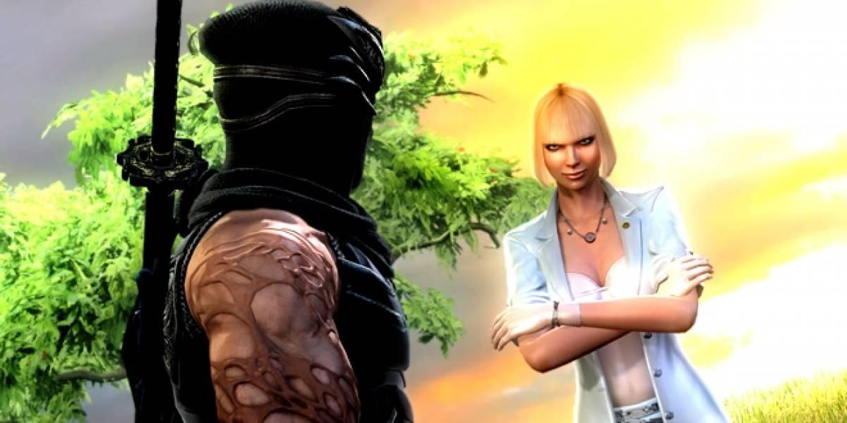 Ninja Gaiden 3 ya tiene fecha en América