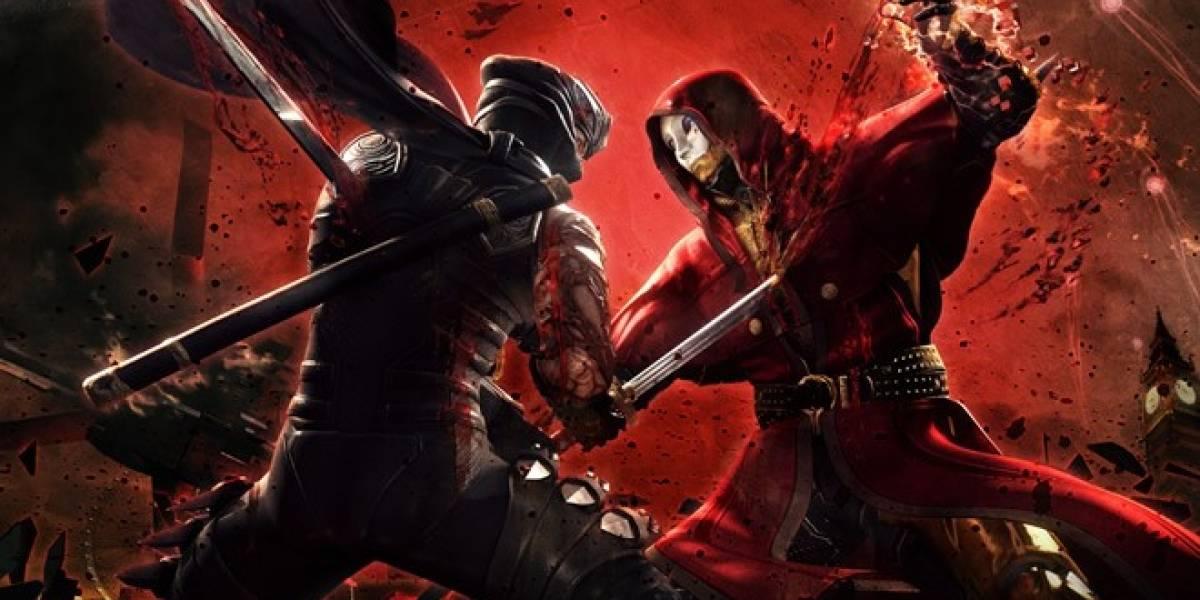 Brutal acción en los 5 min. de juego del nuevo trailer de Ninja Gaiden 3