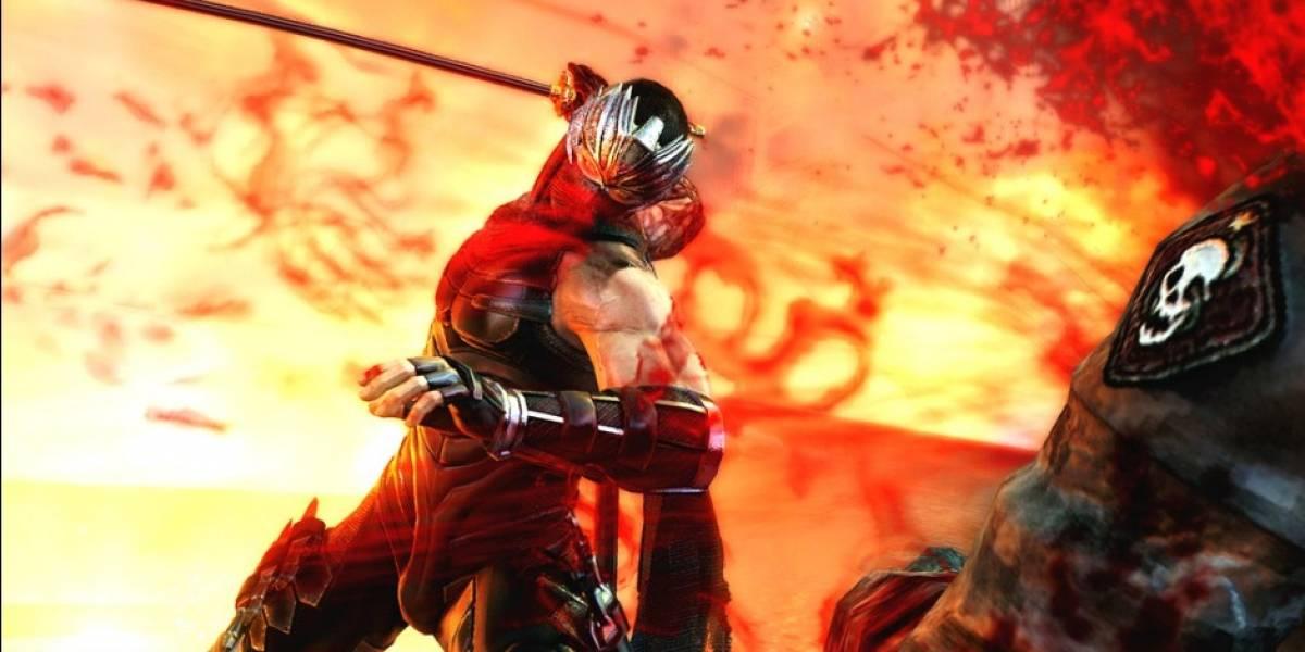 Tecmo Koei confirma que Ninja Gaiden 3 será compatible con Move [gamescom 11]