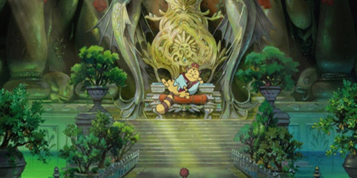 Ni no Kuni: Wrath of the White Witch llegará a occidente gracias a Namco Bandai