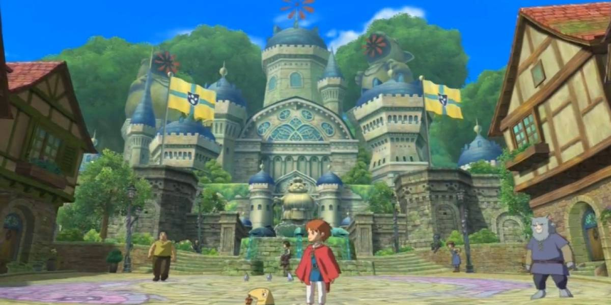 Un bello tráiler de Ni no Kuni, RPG para PS3 de Level-5