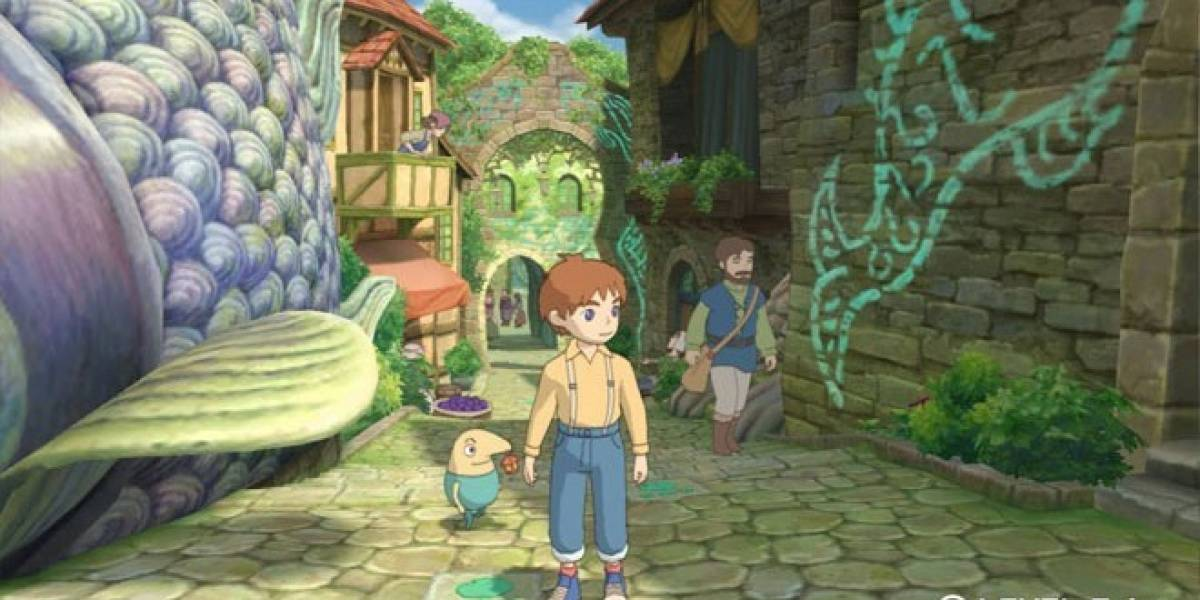 Retrasan lanzamiento en occidente de Ni no Kuni