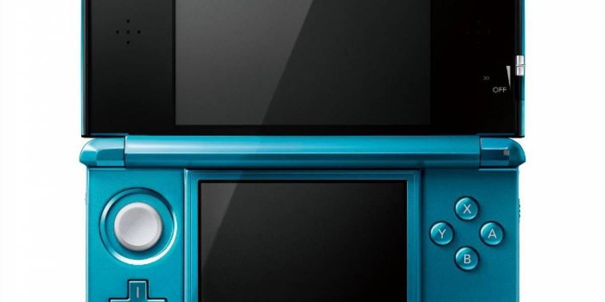 La Nintendo 3DS ha vendido más de 10 millones de unidades en Japón