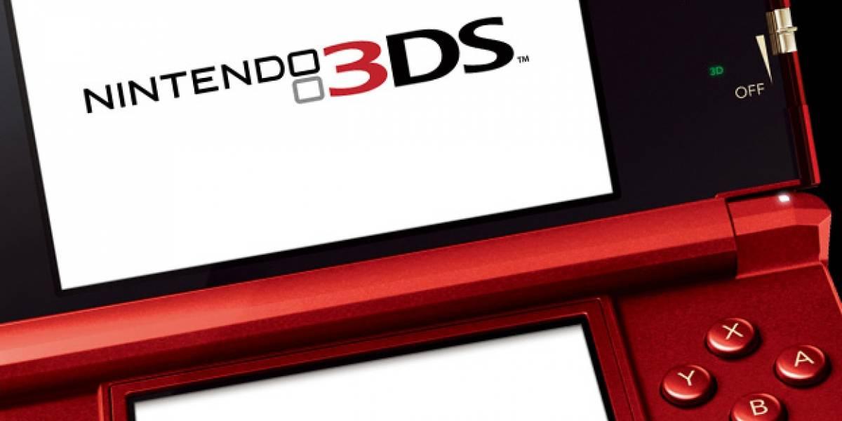 Ya se han comercializado más de 5 millones de 3DS en América