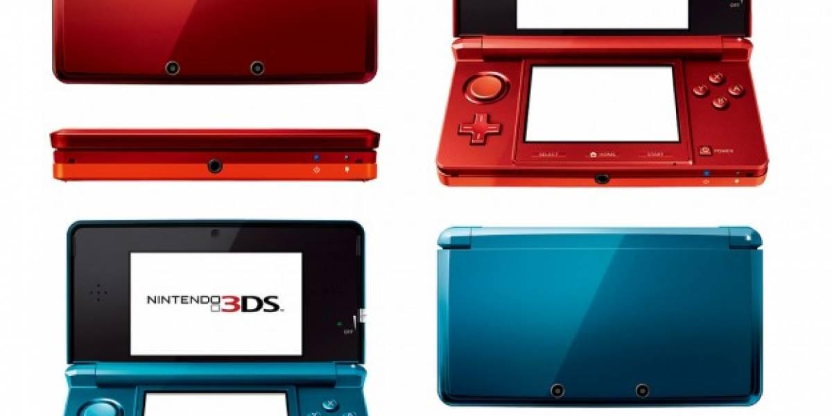 La 3DS vende un millón de unidades en Japón