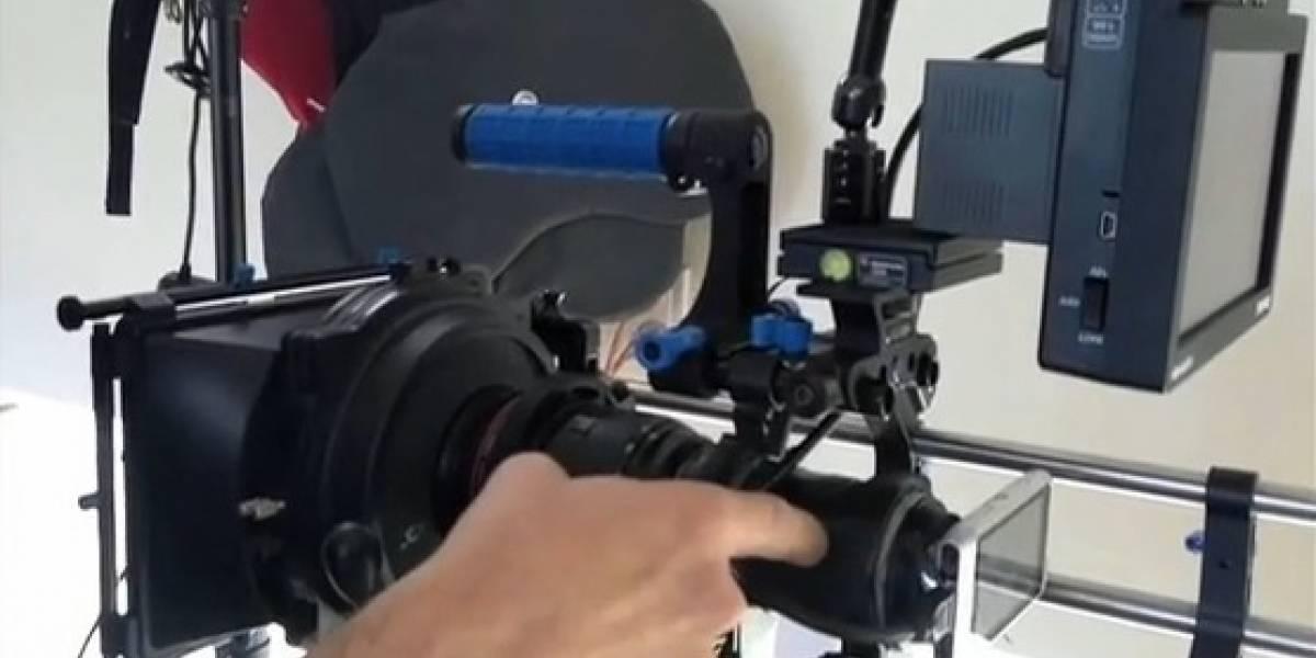 Olive pretende ser la primera película hecha con móviles en ser exhibida en salas de cine