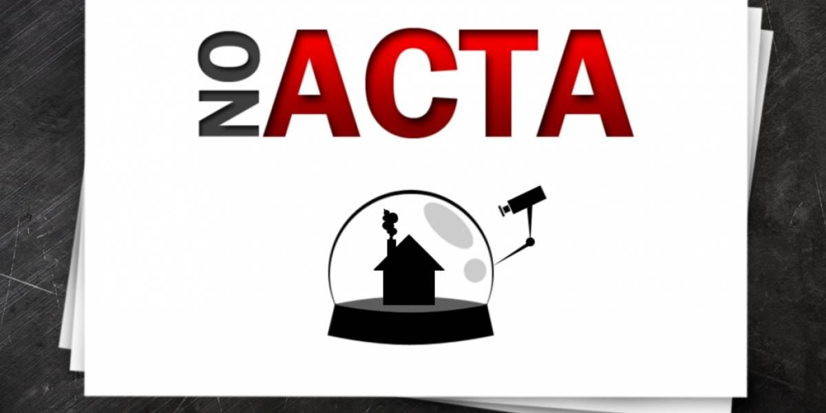 ACTA sufre duro revés tras recomendaciones de Bruselas al Parlamento Europeo