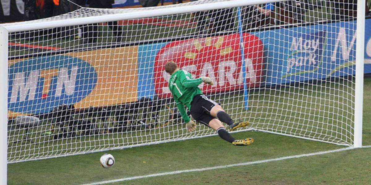 La FIFA se fija el 2012 para implementar tecnología de detección de goles
