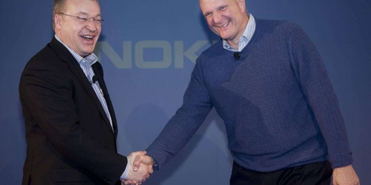 Nokia y Microsoft anuncian su asociación