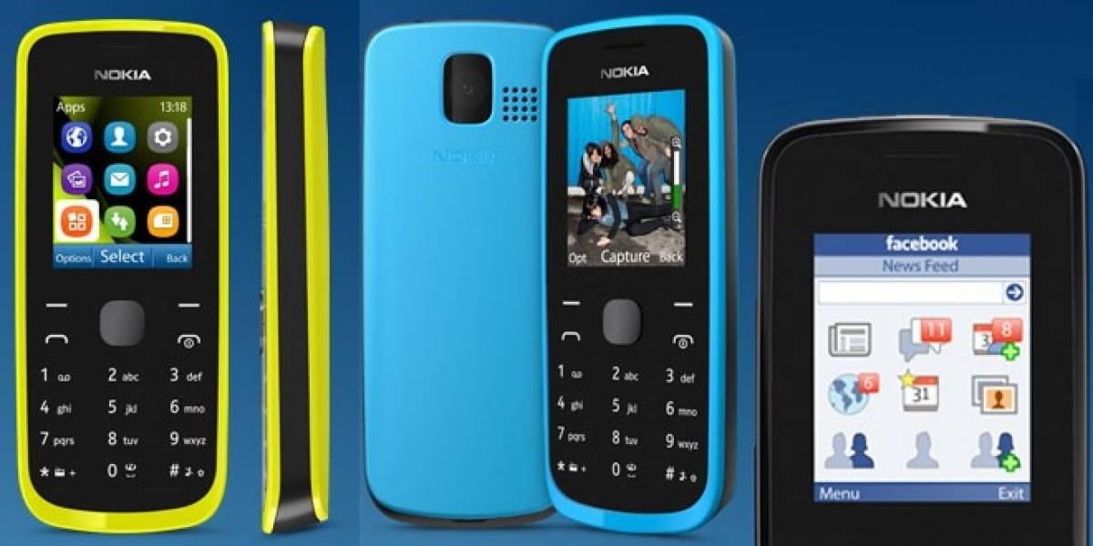 Nokia 113, un móvil baratito pero funcional, aterriza en España