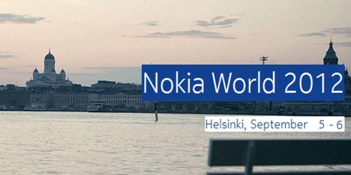 Nokia World 2012 anuncia cambio de fecha y nuevo formato