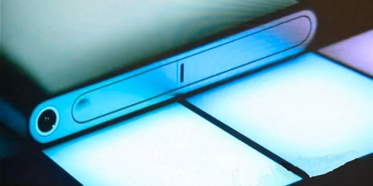 El Nokia 800 se deja ver en TV del Reino Unido