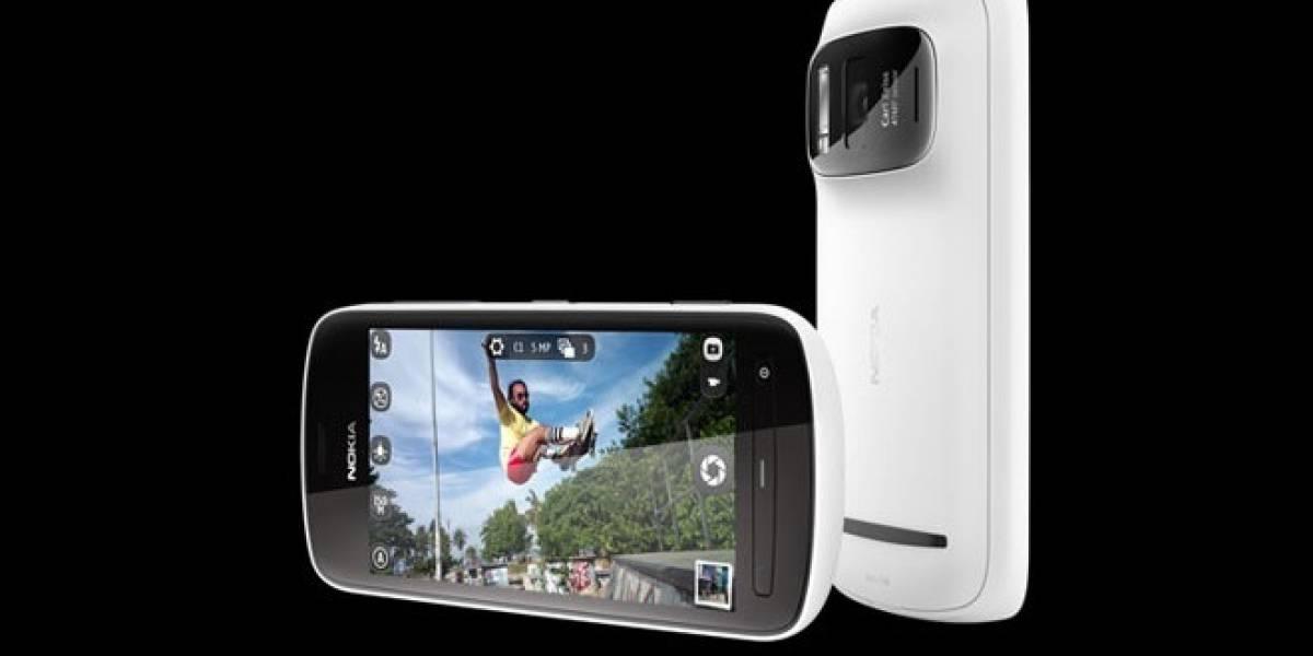 Cámara del Nokia 808 PureView también llegará a Windows Phone 7