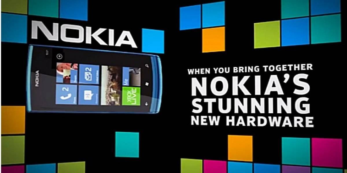 Se filtran características del Nokia Lumia 900