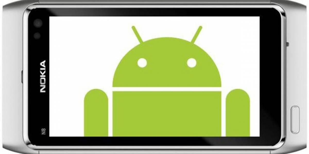 ¿Nokia considera utilizar Android?