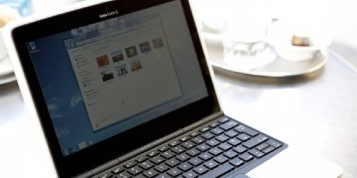 Nokia Booklet 3G y N900 en Wayerless