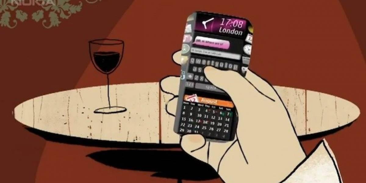 Nokia muestra GEM, el móvil que nunca podrá hacer... ¿O sí?