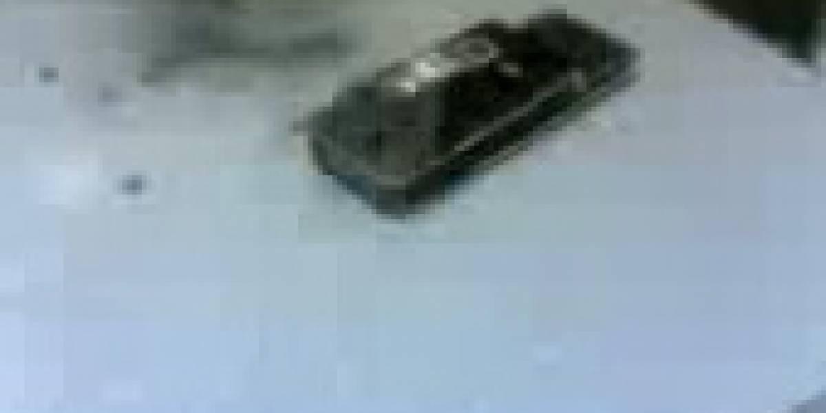Celular Nokia recién comprado estalla en humo