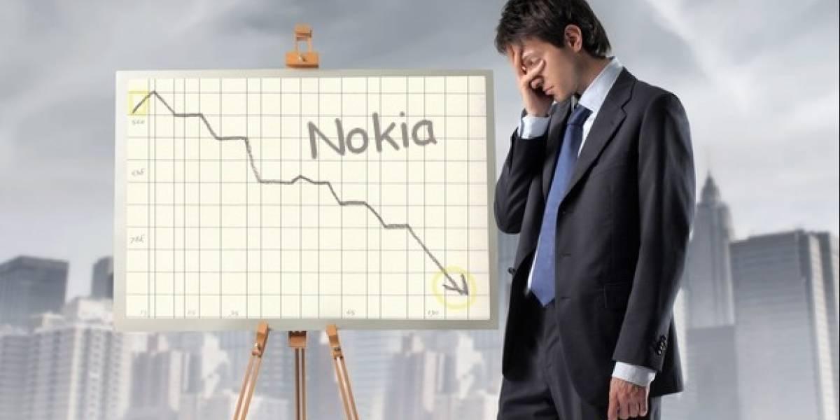 Nokia registró millonarias pérdidas durante los primeros 3 meses de 2012