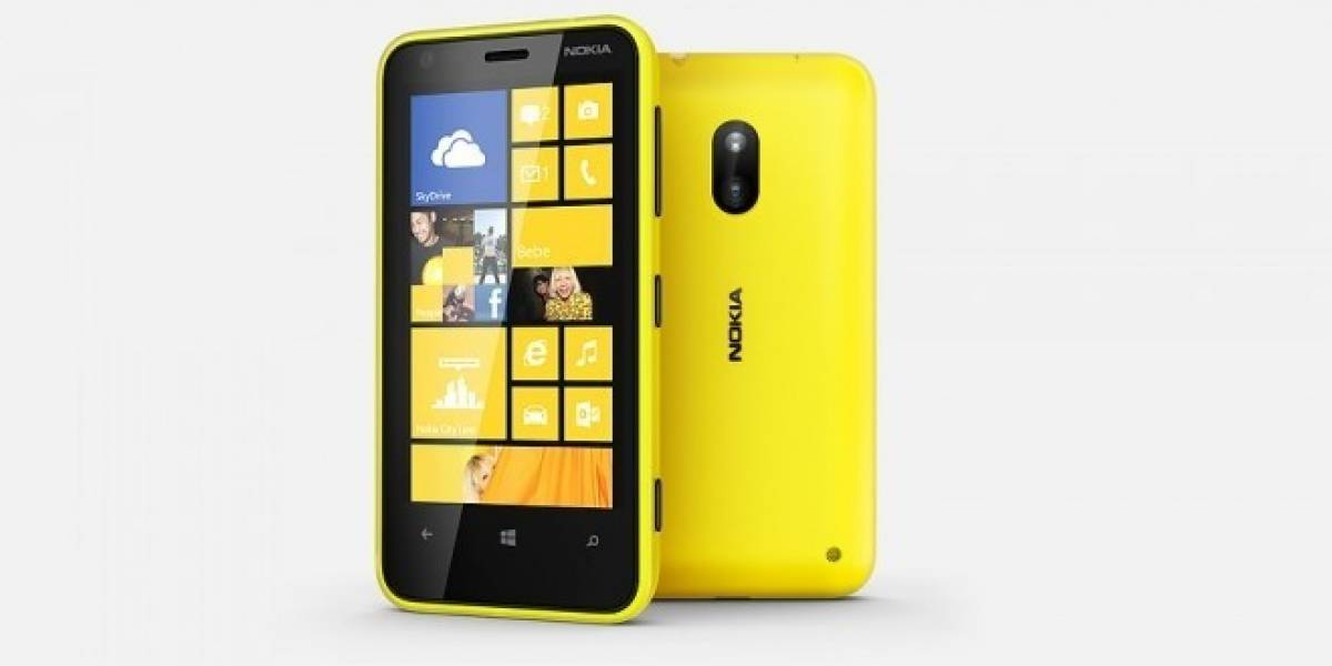 Nokia revela el Lumia 620, su teléfono más económico con Windows Phone 8