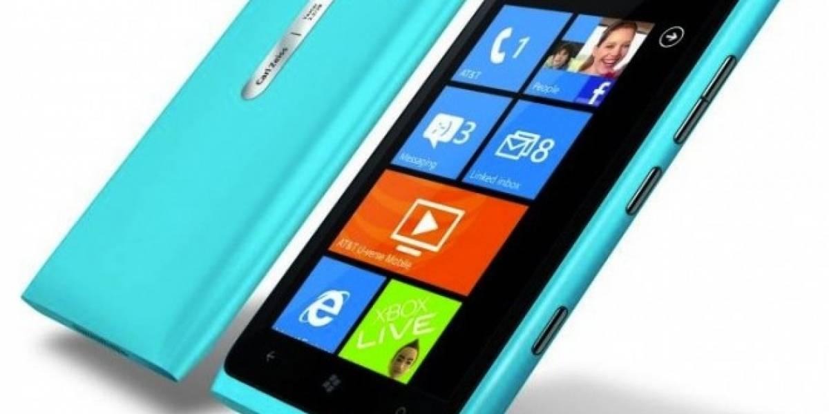MWC12: Nokia Lumia 900 llega a mercados extranjeros soportando LTE y DC-HSPA+