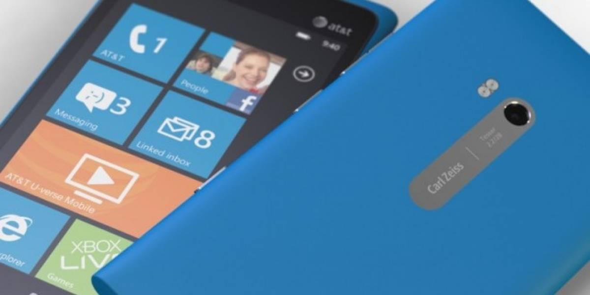 Nokia Lumia 900 ya está disponible en España