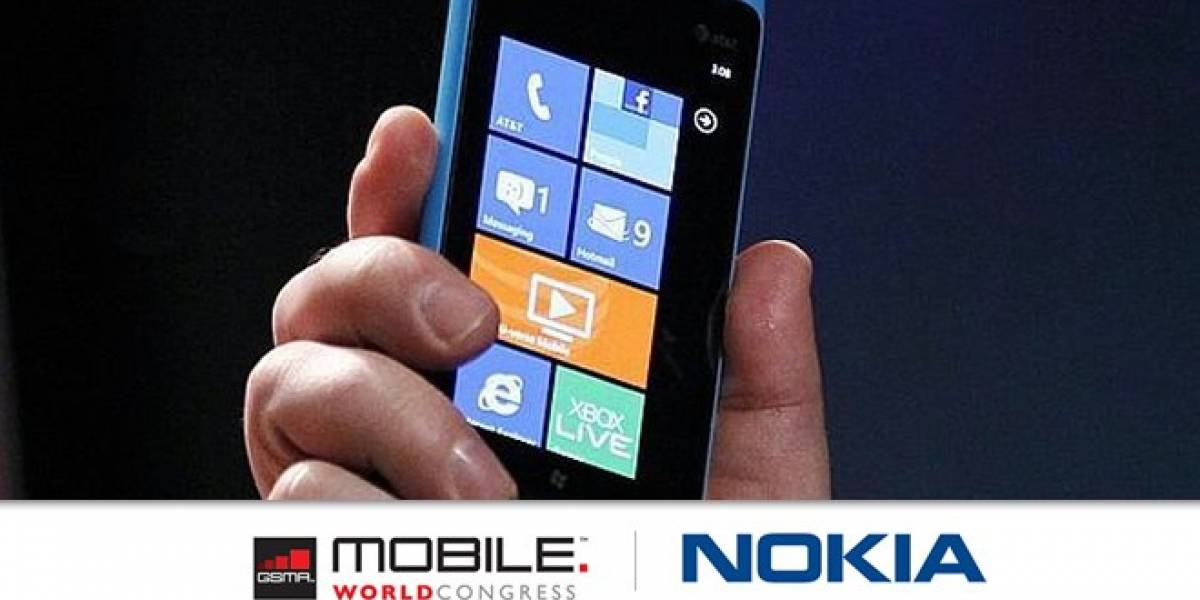 6 serían los equipos que Nokia presentará en la MWC 2012