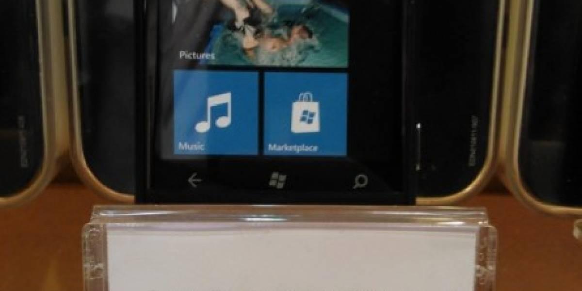 ¿Quedan Nokia Lumia 800 en las tiendas Orange?