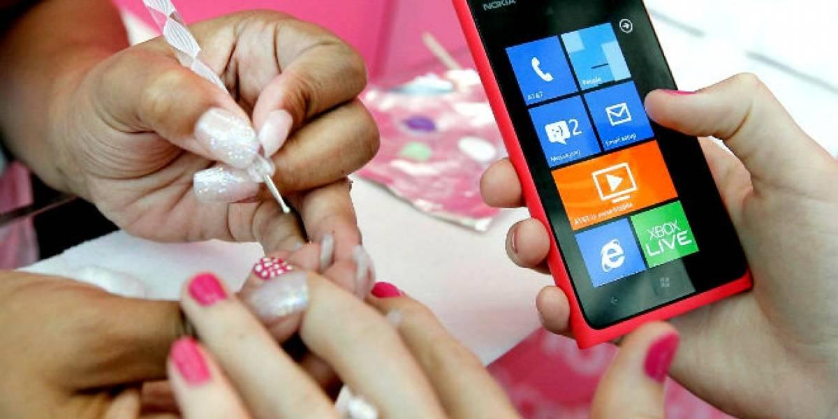 ¿El mejor accesorio de tu Smartphone puede ser un esmalte de uñas?