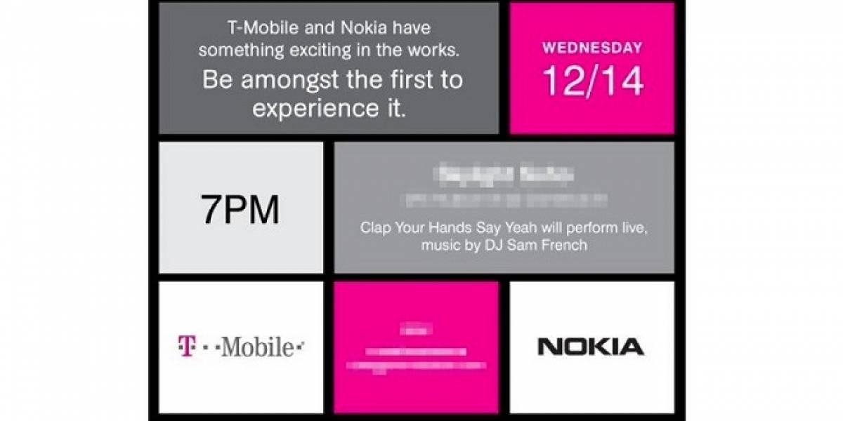 T-Mobile y Nokia anuncian evento el 14 de diciembre