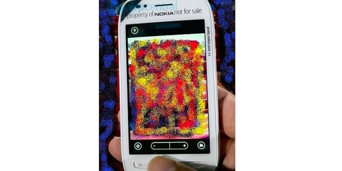Se filtra una imagen del Nokia Sabre