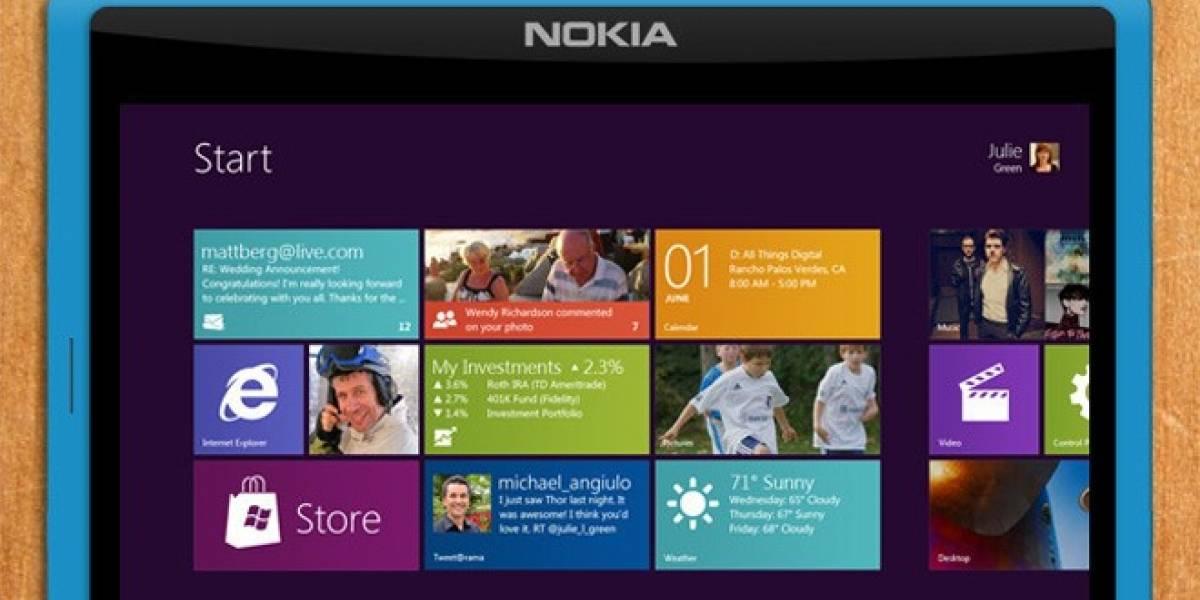 Nokia por fin confirma tablet para competir con el iPad