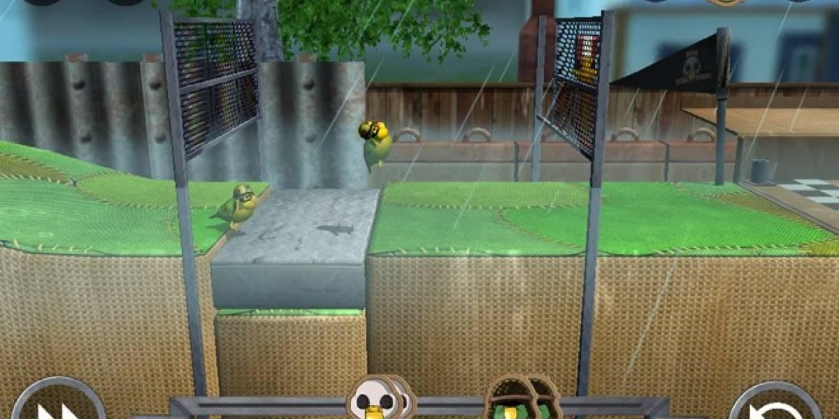 Non Flying Soldiers, el nuevo juego para iOS del estudio español Blue Shadow Games